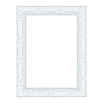 Cornice INSPIRE Sylvia bianco per foto da 21X29,7 cm