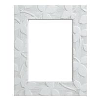 Cornice INSPIRE Varenne bianco per foto da 50X70 cm