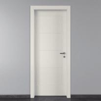Porta a battente Ribera bianco L 70 x H 210 cm sinistra