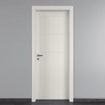 Porta a battente Ribera bianco L 80 x H 210 cm destra