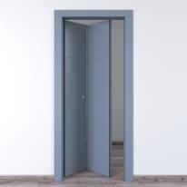 Porta pieghevole Urban bianco L 80 x H 210 cm sinistra
