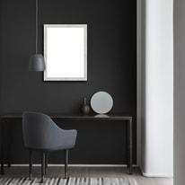 Cornice INSPIRE London argento per foto da 18X24 cm