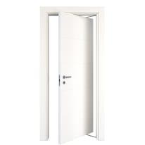 Porta rototraslante Prado bianco L 80 x H 210 cm destra