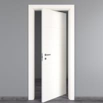 Porta rototraslante Prado bianco L 70 x H 210 cm destra