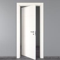 Porta rototraslante Prado bianco L 70 x H 210 cm sinistra