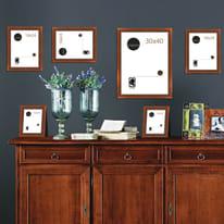 Cornice INSPIRE Lea legno per foto da 40X50 cm