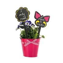 fiore nero 15x24.7 cm