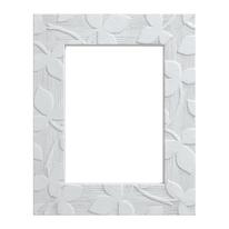 Cornice INSPIRE Varenne bianco per foto da 60X80 cm
