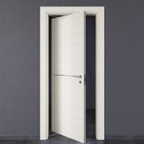 Porta rototraslante Hollow bianco matrix L 70 x H 210 cm sinistra