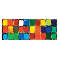Quadro su tela Colorful 160x60 cm