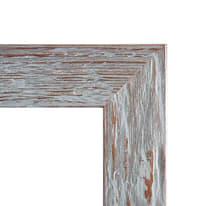 Cornice INSPIRE Gaia 35 bianco per foto da 60X80 cm