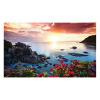 Quadro su tela View On The Sea 80x135 cm