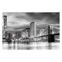 Quadro su tela Manhattan View 95x145 cm