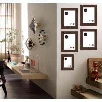 Cornice Oslo legno per foto da 40x60 cm