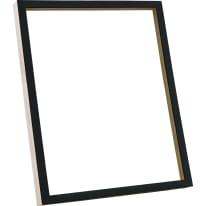 Cornice INSPIRE Sbang nero per foto da 30X45 cm