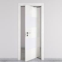 Porta rototraslante Melangè bianco L 70 x H 210 cm destra