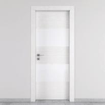 Porta a battente Melangè bianco L 70 x H 210 cm destra