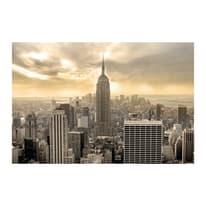Quadro su tela Empire Grey 90x135 cm