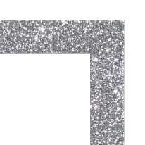 Cornice INSPIRE Brilla argento per foto da 40X60 cm