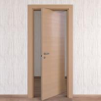 Porta rototraslante Sheraton rovere naturale L 70 x H 210 cm destra