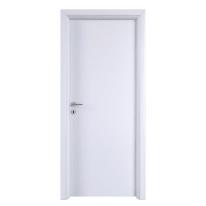 Porta a battente Pearl bianco L 80 x H 210 cm reversibile