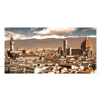 Quadro su tela Firenze Veduta 60x120 cm