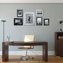 Cornice INSPIRE LAILA bianco per foto da 35x50 cm