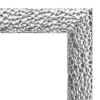 Cornice INSPIRE London argento per foto da 40X40 cm