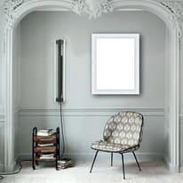 Cornice INSPIRE Sylvia bianco per foto da 61X91 cm