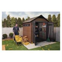 Casetta da giardino in composito Fusion 757 Keter 5.13 m² spessore 20 mm
