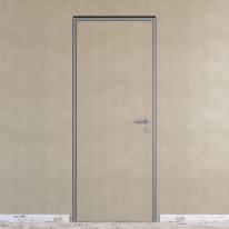 Porta a battente Pollock Filomuro naturale L 60 x H 210 cm reversibile