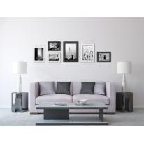Cornice INSPIRE PULP bianco per foto da 40x60 cm