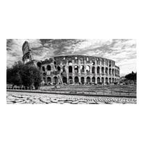 Quadro su tela Colosseo 60x30 cm