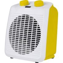 Termoventilatore da bagno EQUATION Five giallo / dorato 2000 W