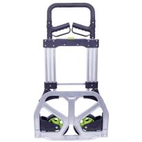 Carrello pieghevole STANDERS in alluminio portata 200 kg