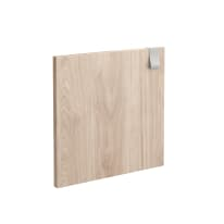 Porta Kub SPACEO L 32.2 x H 32.2 cm Sp 16 mm rovere