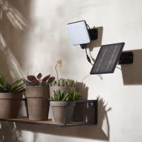 Proiettore solare LED integrato IP44