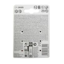 Batteria al litio CR2025/DL2025 LEXMAN 844952 6 batterie