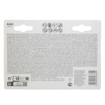 Pila alcalina LR03 AAA LEXMAN 844987 8 batterie