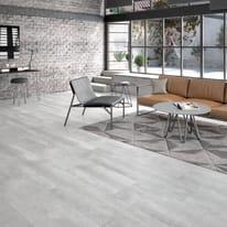 Pavimento pvc adesivo Sp 1.5 mm grigio / argento