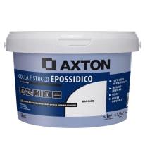 Stucco in pasta Epossidica AXTON 3 kg ultrabianco
