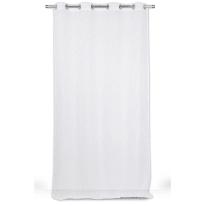 Tenda Autunnale bianco occhielli 140x280 cm