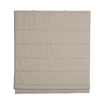 Tenda a pacchetto INSPIRE Chambray tortora 90x250 cm