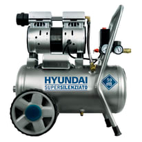 Compressore HYUNDAI 1 hp 8 bar 24 L