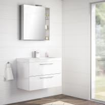 mobile bagno remix bianco l 90 cm prezzi e offerte online
