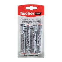 Tassello per materiale pieno FISCHER TAM L 56 mm x Ø 8 mm 4 pezzi