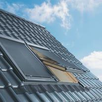 Tenda per finestra VELUX MHL CK00 5060 L 55 x H 118 cm nero