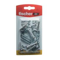 Tassello per materiale forato FISCHER S L 29 mm x Ø 6 mm 20 pezzi