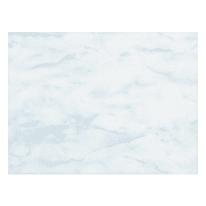 Piastrella Marmor L 25 x H 33 cm azzurro