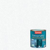 Smalto per piastrelle SYNTILOR Rinnova tutto bianco 0.5 L